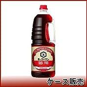 キッコーマン 徳用醤油 ペット  1.8L × 6本