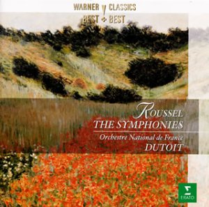 ルーセル:交響曲全集