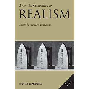 A Concise Companion to Realism (Concise Companions to Literature and Culture)