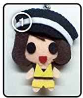 少女時代 GIRLS' GENERATION Taeyeon テヨン - MR TAXI ミスタータクシー KPOP 手作り縫いぐるみキーチェーン