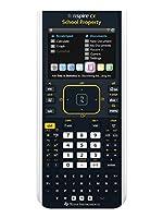 Texas Instruments Nspire CXカラーハンドヘルドGraphing Calculator先生パック、充電式バッテリ、10のパック