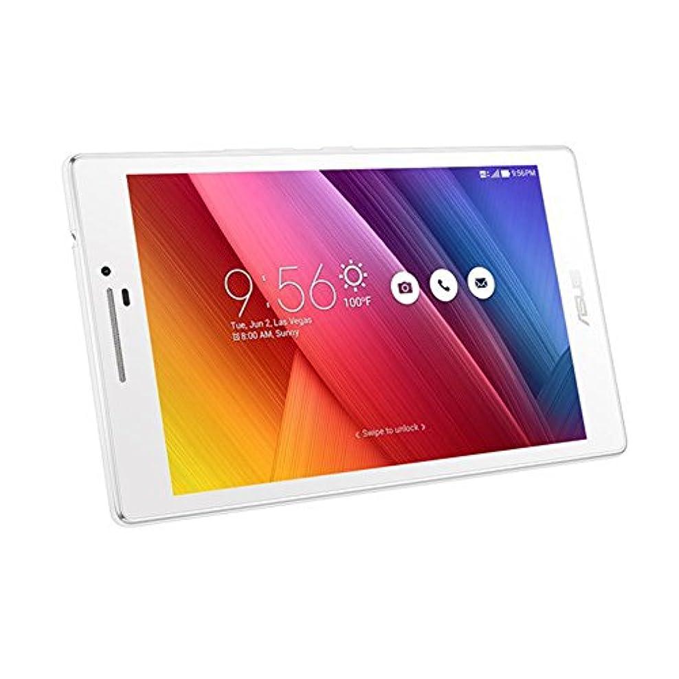 楕円形分子時間ASUS ZenPad7 TABLET / ホワイト ( Android 5.1.1 / 7inch touch / Snapdragon 210 / 2G / 16G ) Z370KL-WH16
