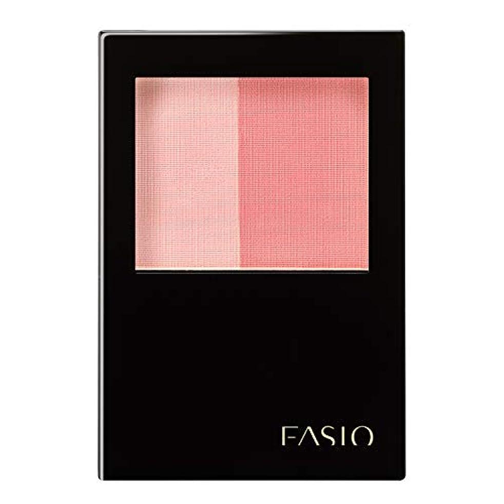石鹸領域未来ファシオ ウォータープルーフ チーク ピンク系 PK-2 4.5g