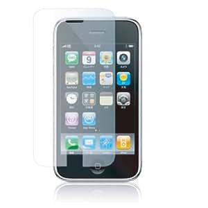 SoftBank iPhone 3G用 Dfeel 指紋・皮脂防止フィルム タッチパネル対応 クリア RX-IPDFPHO