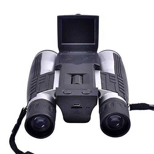 PowerLead デジタルカメラ双眼鏡フルHDデジタルカメ...