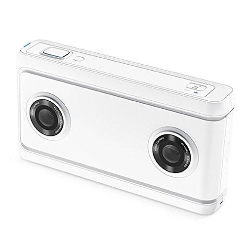Lenovo VR180対応VRカメラ Mirage Camera with Daydream/Snapdragon 625/1300万画素+1300万画素/4K ZA3A0011JP