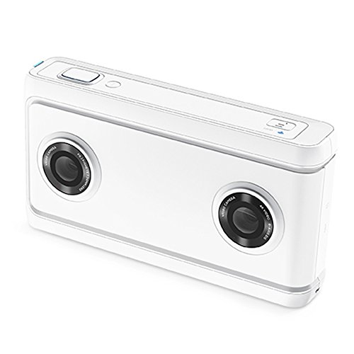 Lenovo VR180対応VRカメラ Mirage Camera with Daydream/Snapdragon 625/1300万画素+1300万画素/4K ZA3A0011JP