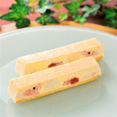 JA全農とちぎ 栃木県産 とちおとめのチーズケーキバー (10本入り)