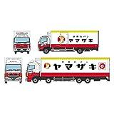 ザ・トラックコレクション トラコレ ヤマザキパン トラックセット ジオラマ用品 (メーカー初回受注限定生産)