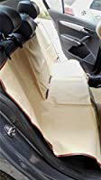 Ertans(TM) PU防水ペットの犬の車のマット犬のカーシートカバー/ペットパッド犬は4色の供給をクッション車の中でペットの席を有界