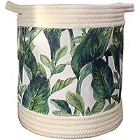 収納バッグ 野菜、果物、文房具などの収納可能 環境にやさしい高品質 持ち運びやすい マンチックな雰囲気  (L, B)