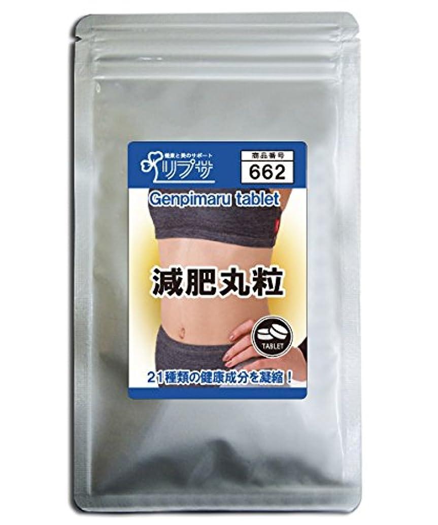一般化する人道的執着減肥丸粒 約3か月分 T-662