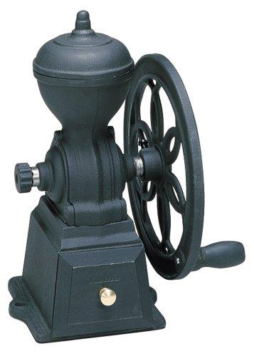 カリタ鋳鉄製 ダイヤミル ブラック