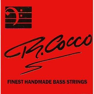 R.Cocco リチャードココ ベース弦 RC4F N (ニッケル .045-.100)