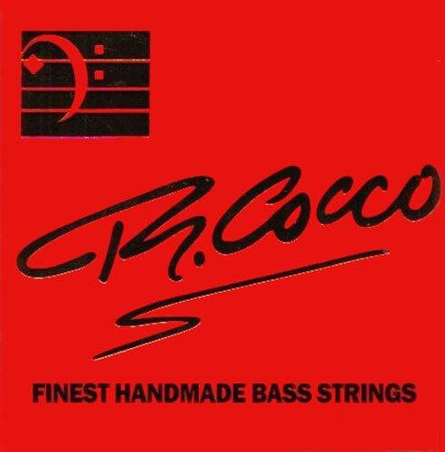 R.Cocco リチャードココ ベース弦 RC4G S (ステンレス .045-.105)