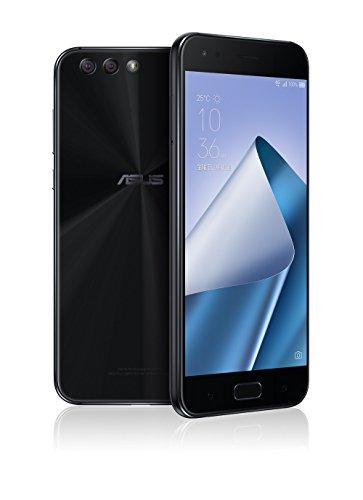 ASUS(エイスース) ZenFone 4シリーズ カスタマイズモデル ミッドナイトブラック Android 7.1.1・ディスプレ...
