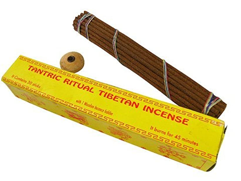 クリケット聞きます自己NEPAL INCENSE 【Tantric Ritual Tibetan Incenseタントリックリチュアル】