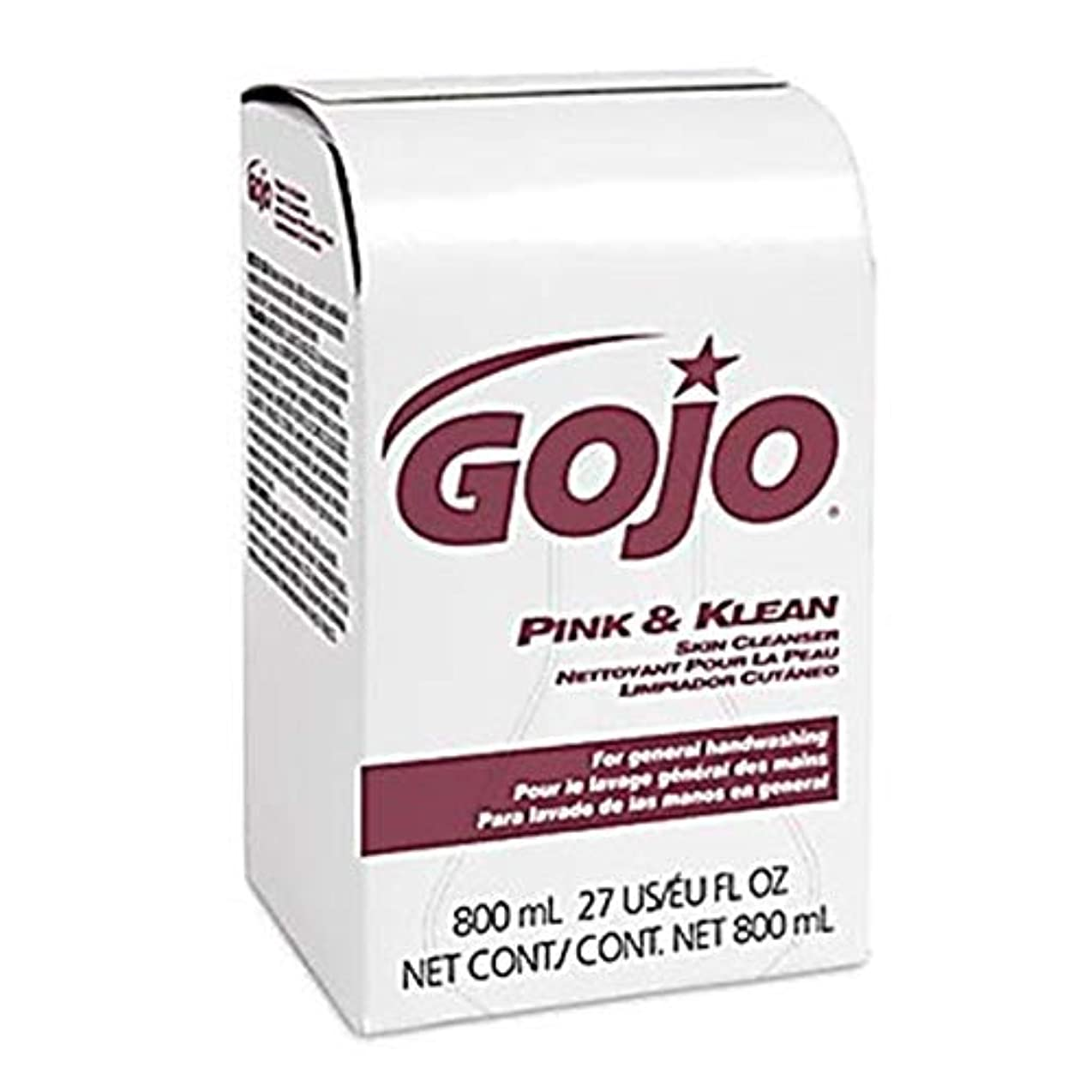 前奏曲品揃え旧正月Pink + Klean Lotion Hand Soap Refill, 800ml GOJ912812 by Gojo