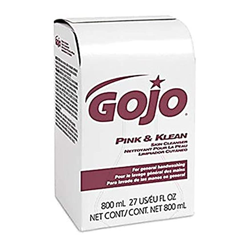 暗いレンダー偽物Pink + Klean Lotion Hand Soap Refill, 800ml GOJ912812 by Gojo