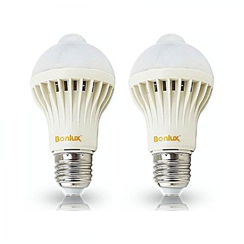 LED e26 人感センサー 電球 5W 白熱電球50w相当...