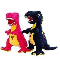 恐竜 ティラノサウルス ぬいぐるみ 人形 抱き枕 萌え 柔らか もちもち 子供 友達 男の子 彼氏 誕生日 記念日 プレゼント インテリア ストレス解消 昼寝枕 安眠枕 大きい 3色選択 75CM