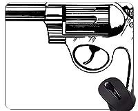 滑り止め、銃武器銃器滑り止めラバーベースマウスパッド