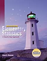 Mandatory Package - Elementary Statistics: A Step-By-Step Approach with CD-ROM