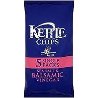 Kettle Chips - Sea Salt & Balsamic Vinegar (5x30g) ケトルチップス - 海塩とバルサミコ酢( 5X30G )