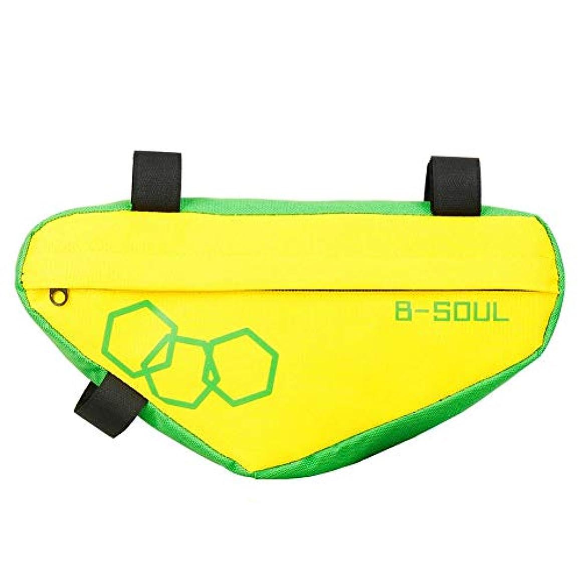 つぶす拮抗曖昧なk-outdoor フレームバッグ フロントバッグ 自転車 バッグ チューブパック サイクルバッグ 防水