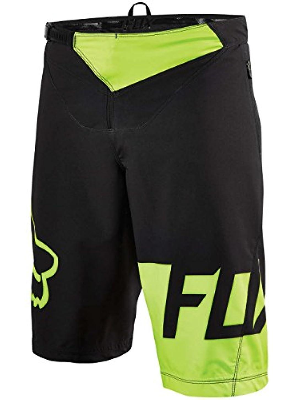 露出度の高い思春期の続編FOX Flexair DH ショーツ 34 Black