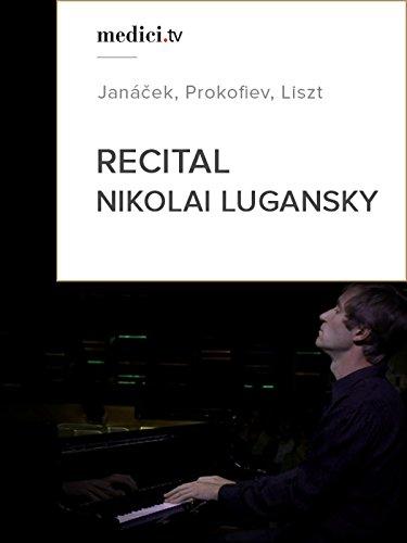 Nikolai Lugansky Recital - Janáček, Prokofiev, Liszt - Verbier Festival