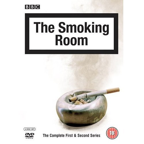 The Smoking Room - Series One & Two - 4-DVD Box Set ( The Smoking Room - Entire Series 1 & 2 ) [ NON-USA FORMAT, PAL, Reg.2.4 Import - United Kingdom ]