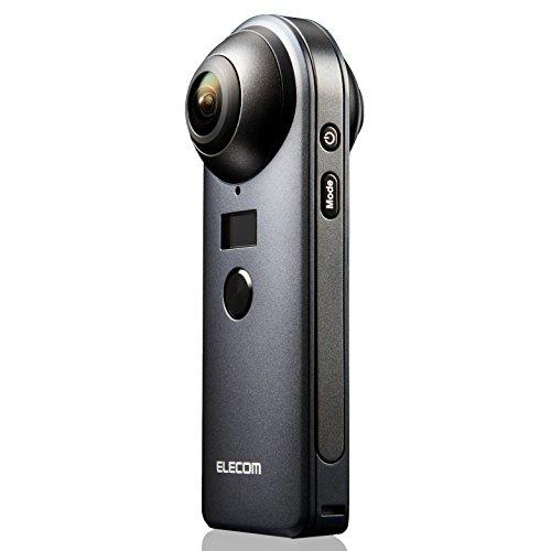 ELECOM (エレコム) 360度カメラ