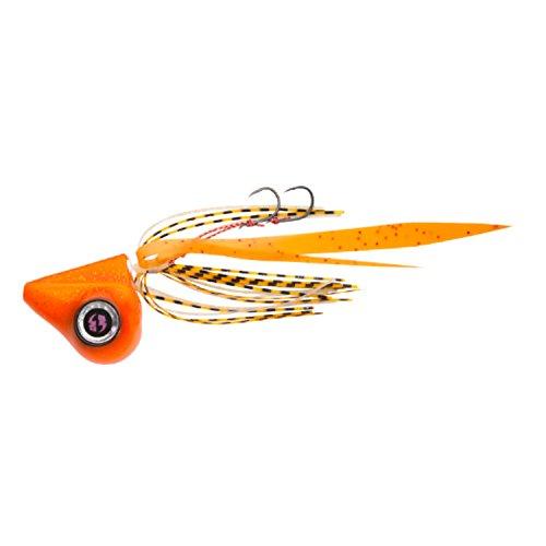 ダイワ メタルジグ ルアー 紅牙 ベイラバーフリー カレントブレイカー 60g オレンジ