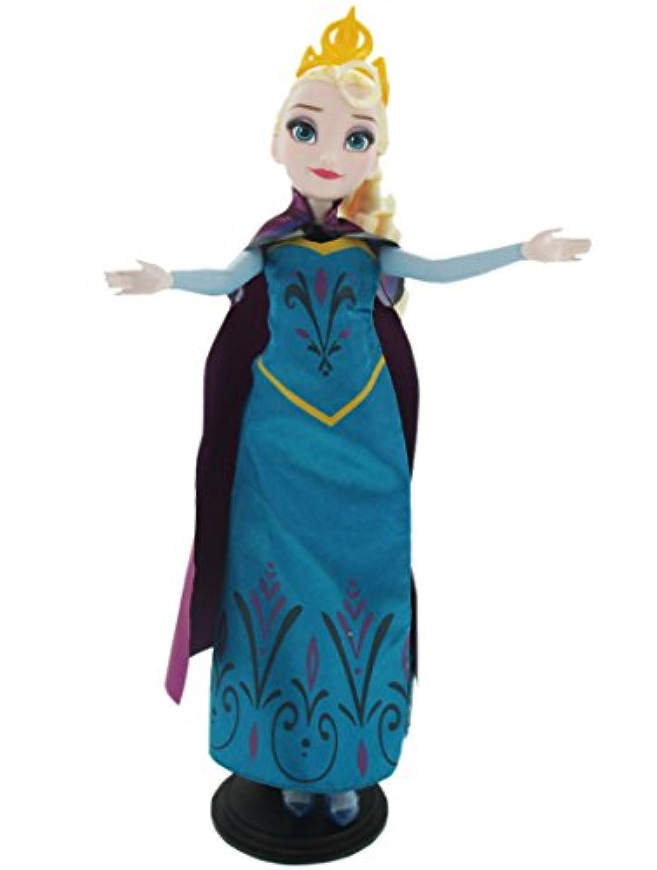 ディズニー アナと雪の女王 ロイヤルフレンズ ドール チェンジングドレス エルサ