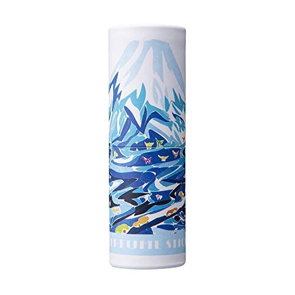 常に引き算先パフュームスティック ウィッシュ ホワイトフラワー&シャボンの香り 世界遺産デザイン 5g