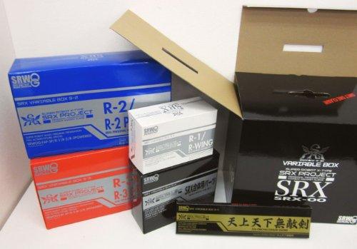 ボークス SRWOG スーパーロボット大戦OG SRX-00 SRX ヴァリアブルBOX