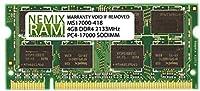 Dell 互換 SNPFDMRMC/4G A8547952 4GB NEMIX RAM メモリ XPSノートパソコン用