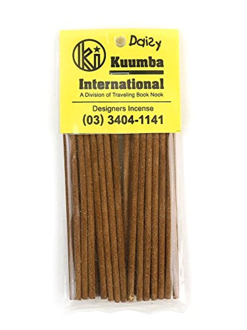 不合格不安祖母(クンバ) Kuumbaスティックインセンスお香ミニサイズC(28本入り)MINI-INCENSE?358