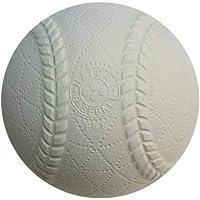 ナイガイ軟式野球ボールB号公認球 1個 内外ゴム製