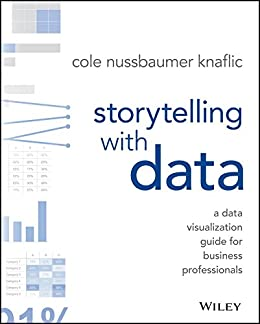 Storytelling with Data: A Data Visualization Guide for Business Professionals by [Knaflic, Cole Nussbaumer]