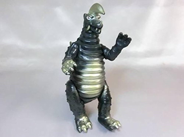 硬質 バンダイ ウルトラマン 怪獣 ソフビ ブラックキング D