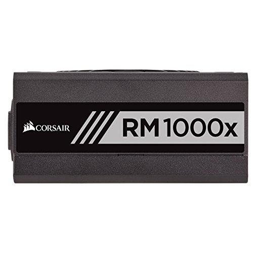 Corsair RM1000x 80PLUS GOLD認証取得 1000W静音電源ユニット PS596 CP-9020094-JP