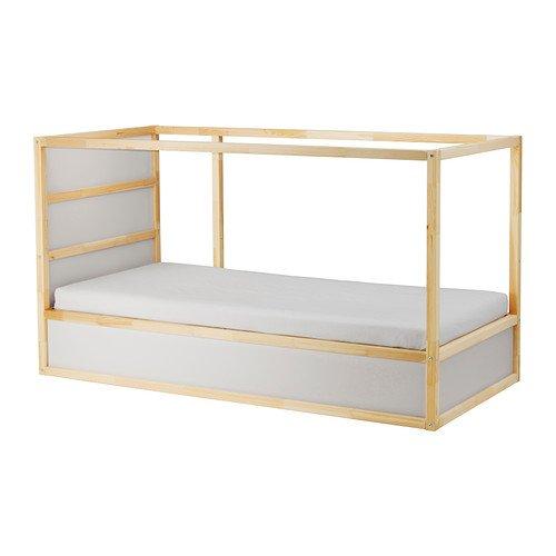 RoomClip商品情報 - KURA リバーシブルベッド, ホワイト, パイン材