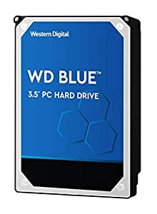 WD HDD 内蔵ハードディスク 3.5インチ 3TB WD Blue WD30EZRZ-RT SATA3.0 5400rpm 2年保証