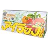 【岩谷マテリアル】アイラップ100 1ケース60個セット (1個100枚入り×60個)