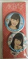 AKB48 小嶋陽菜 缶バッチセット