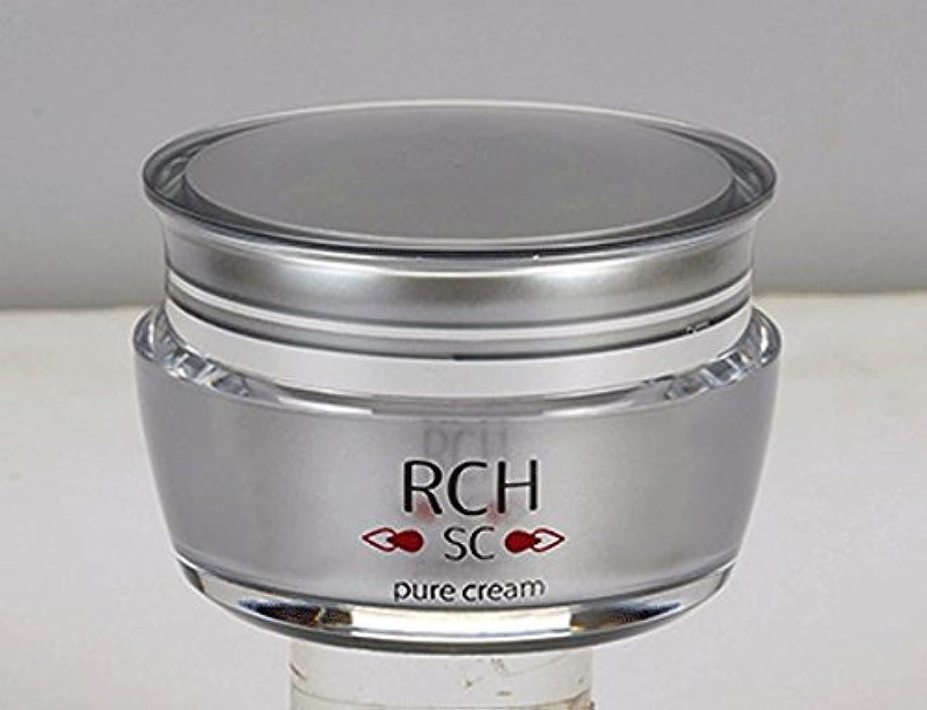 させる本物の主にRCH SC ピュアクリーム ヒト脂肪細胞培養液配合クリーム