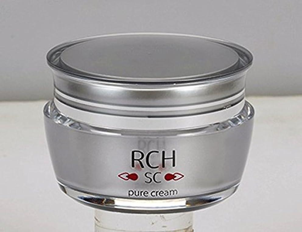 作業希望に満ちた透けるRCH SC ピュアクリーム ヒト脂肪細胞培養液配合クリーム