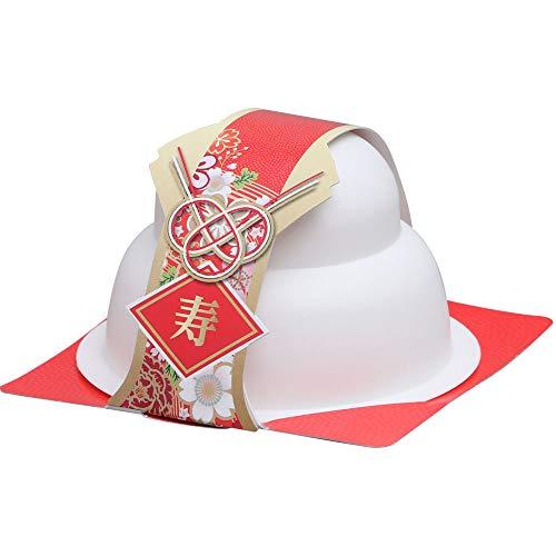 アイリスオーヤマ 【鏡餅】 鏡もち ミニ 小飾り 付き 50g(切餅 1個入り)